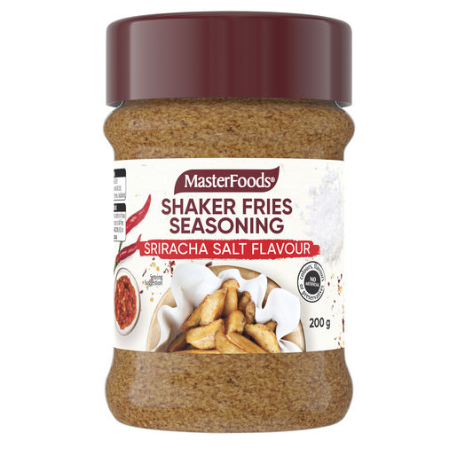 Shaker Fries Seasoning Sriracha Salt 200g